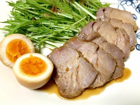 しっとり柔らか!煮豚(焼き豚)の黄金比