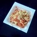 キャベツキムチごま納豆