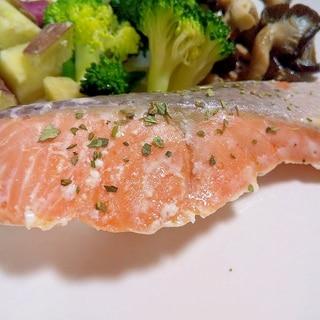 【低温調理】ハーブ銀鮭