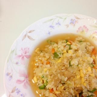 ♡炒飯リメイク 簡単あんかけ♡