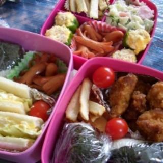 ピクニック☆お弁当