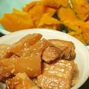塩麹ジャムを使って!とろーり豚バラ大根煮