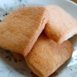 オリーブオイルのヘルシークッキー