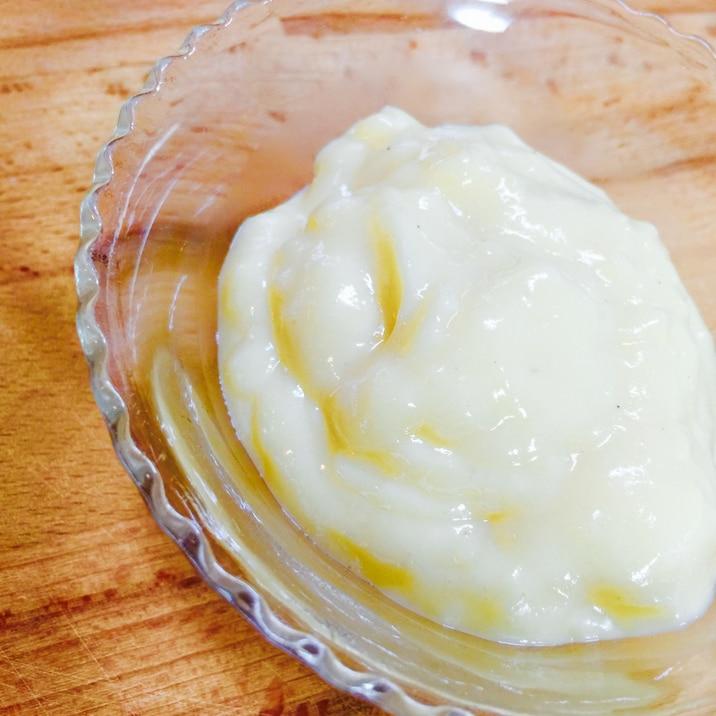 卵1個分!すぐできる簡単カスタードクリーム