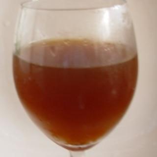 ハーシーチョコ黒酢茶