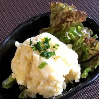 デパ地下風☆真っ白いポテトサラダ☆クリームチーズ入