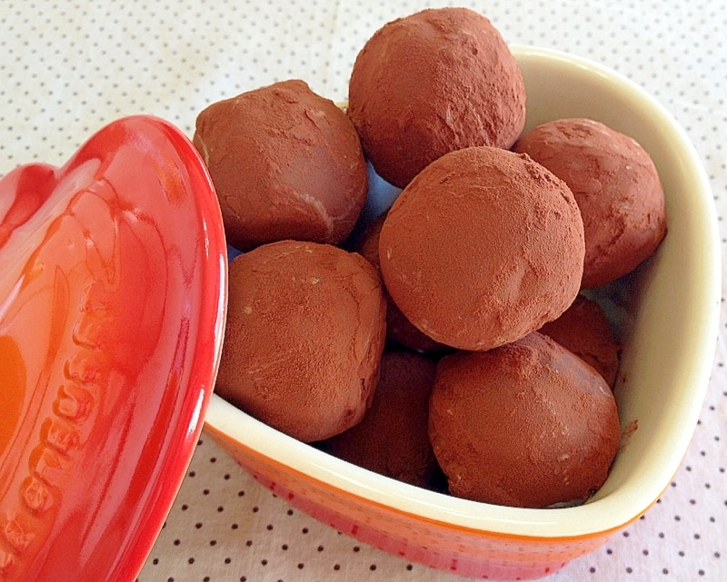 レシピ 人気 バレンタイン