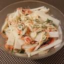 青じそでさっぱり⭐大根サラダ