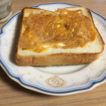 忙しい朝でも簡単に作れました✨ 美味しかったです!