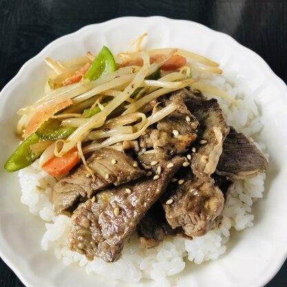 簡単でお手軽なレシピなので作りやすくて良いですね。 ご飯のすすむ味付けで美味しかったです。