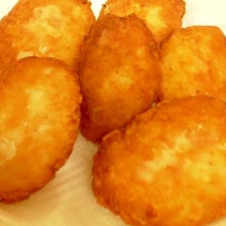 じゃがいものみ★コロッケパン粉なし