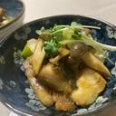 鯖のポン酢おろし煮