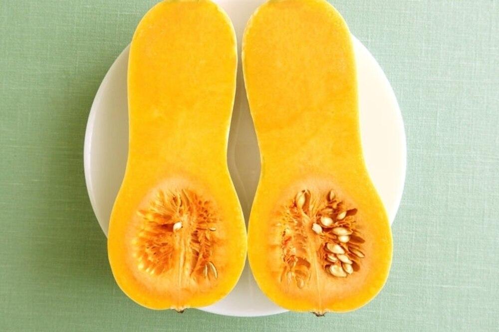 ポタージュ?ソテー?甘みが濃厚な「バターナッツかぼちゃ」のおいしいレシピ5選