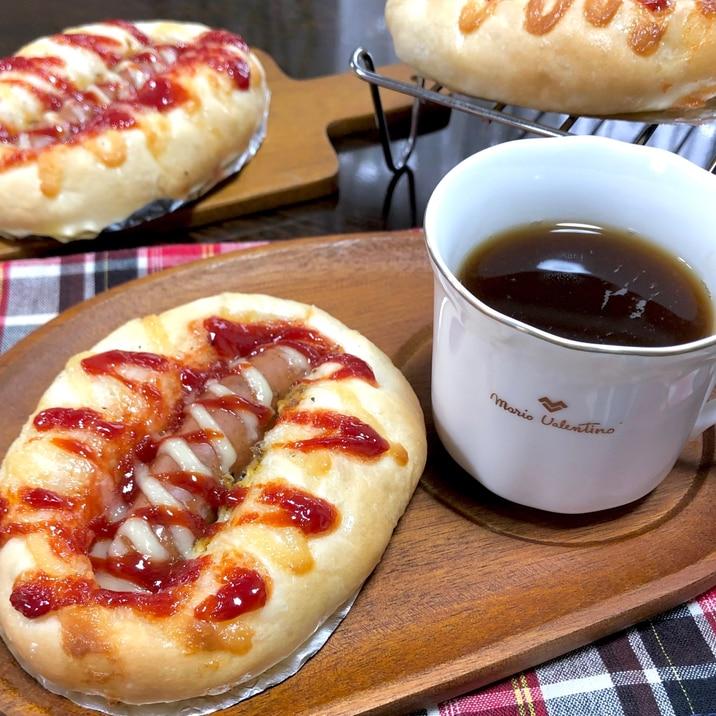 ソーセージ パン 作り方