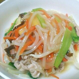 お豆腐1丁ペロリといけちゃう『あんかけ豆腐』
