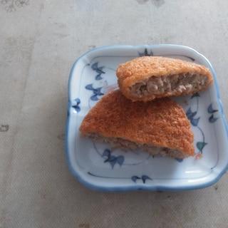 牛肉のコロッケ
