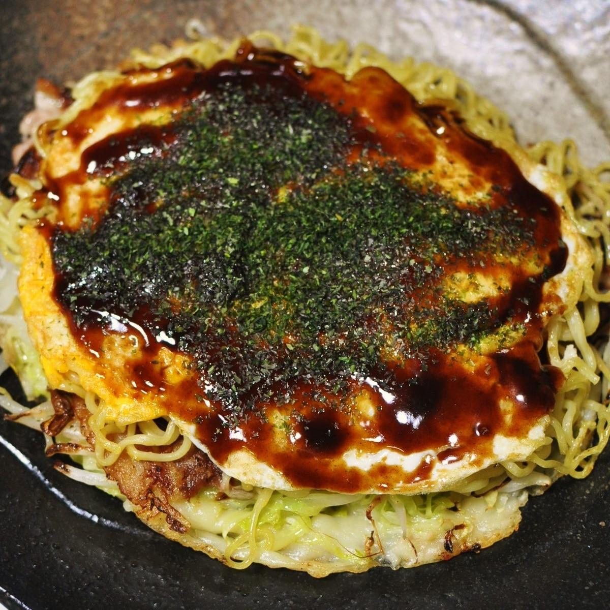 レシピ 広島 風 お好み焼き
