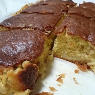 生いちじくケーキ