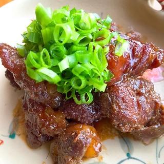 ★猪肉のチャーシュー風