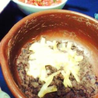 メキシコ料理の基本その2 豆ペースト(フリホレス)