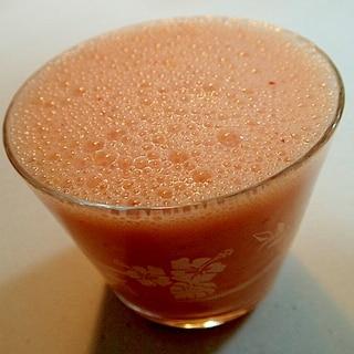 美的に 蜜柑と苺の乳酸菌ヨーグルトジュース