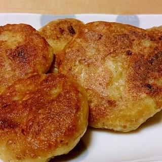 リメイクレシピ☆残ったカレーでカレーいも餅