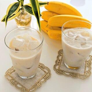 朝に飲みたい!バナナジュース