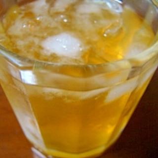 お疲れ様~♪リンゴ酢梅酒
