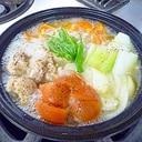 夏野菜をバリバリ食べよう!タジン鍋サラダ