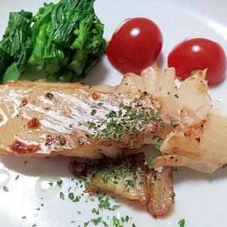 ☆簡単♪真鱈のムニエル☆(バター醤油)