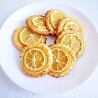 レモンonレモンクッキー
