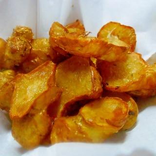 フライド菊芋