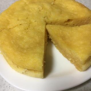 マイヤー電子レンジ圧力鍋で◎おからチーズ蒸しケーキ