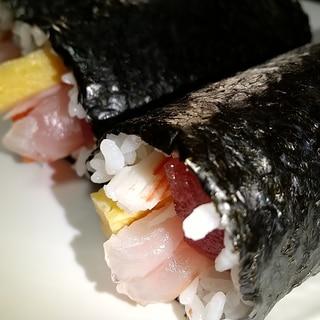 海鮮恵方巻き