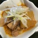 ごはんがすすむ!豚バラと大根の韓国風煮物
