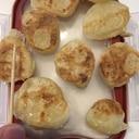 バナナと豆腐のおやき(離乳食中期)