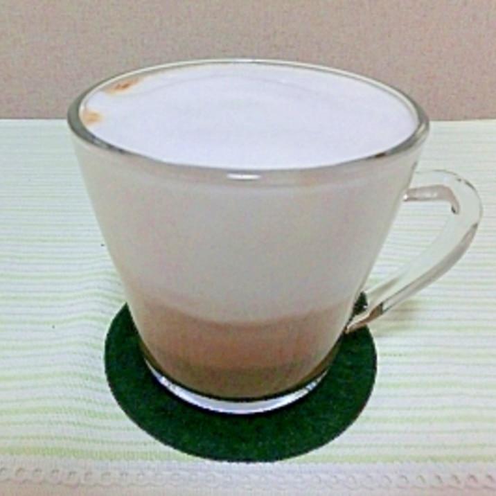 作り方 カフェラテ