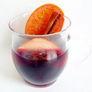 ヴァンショー ホットワイン