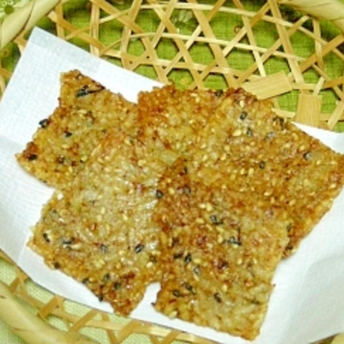 作り方 煎餅