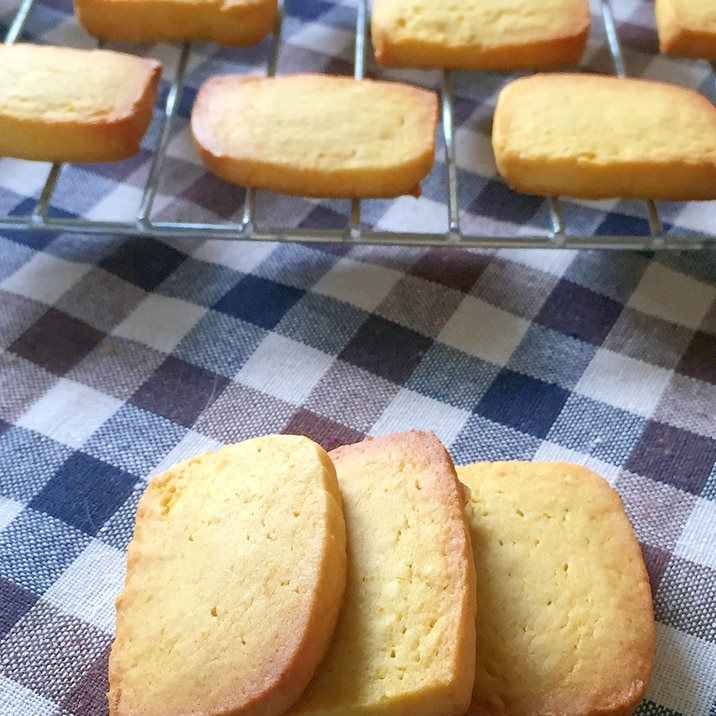 ほんのり甘い♡南瓜のクッキー