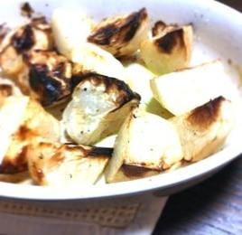 かぶのオーブン焼き