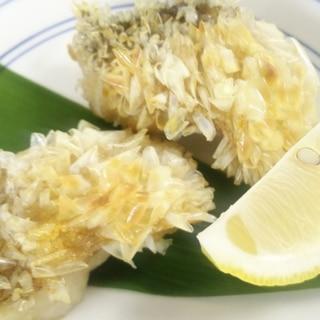 甘鯛の塩焼き