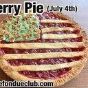 アメリカンなチェリーパイ