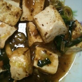 肉豆腐(甘辛あん)