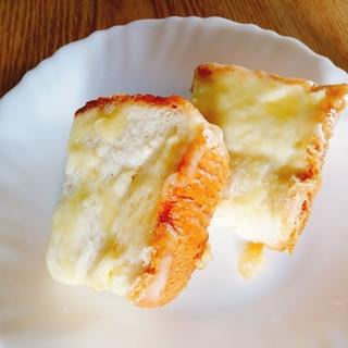 チーズがとろ~り♪ミルクチーズトースト