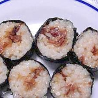 玄米の場合、炊き上がっているお米を酢飯にする方法