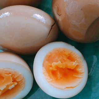 美味しい煮卵の作り方☆作り置きにも