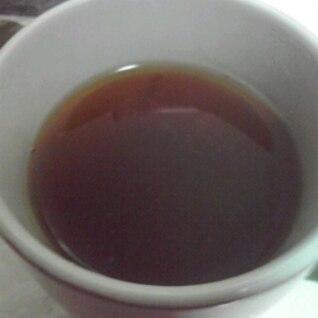 オレンジ紅茶