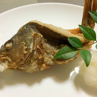 簡単美味しい!メバルの唐揚げ