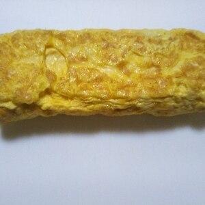 卵たっぷり!厚焼き玉子、だし巻き玉子